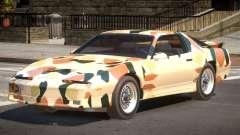 1991 Pontiac Firebird PJ2 для GTA 4