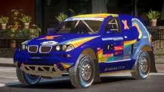 BMW X3 xDrive 28i для GTA 4