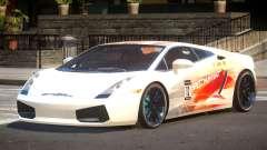 Lamborghini Gallardo FSI PJ2 для GTA 4