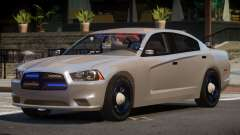 Dodge Charger Spec Police