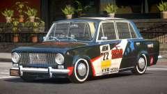VAZ 2101 BR PJ3 для GTA 4