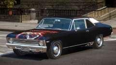 Chevrolet Nova RT PJ2 для GTA 4