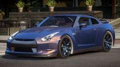 Nissan GTR ST для GTA 4