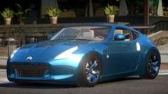 Nissan 370Z G-Style для GTA 4