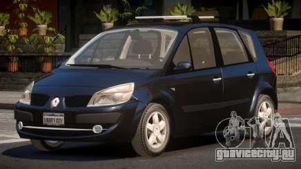 Renault Scenic V1.0 для GTA 4