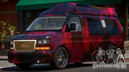 GMC Savana Travels PJ3 для GTA 4