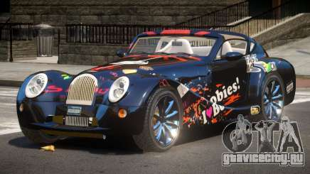 Morgan Aero S-Tuned PJ6 для GTA 4