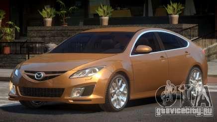 Mazda 6 E-Style для GTA 4