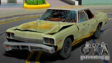 Dodge Monaco 1974 (Rusty) для GTA San Andreas