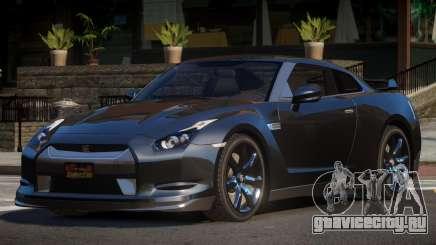 Nissan GTR M-Sport для GTA 4