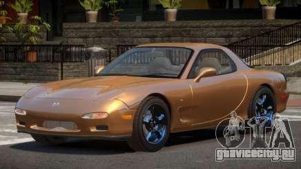 Mazda RX-7 Qn для GTA 4