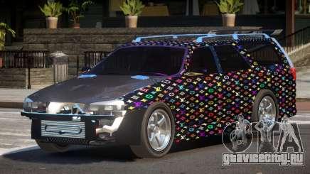 Nissan Stagea RS PJ4 для GTA 4