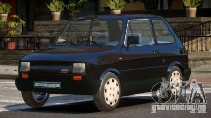 Fiat 126P V1.2 для GTA 4