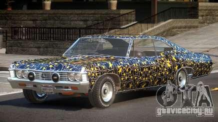 Chevrolet Impala GS PJ4 для GTA 4