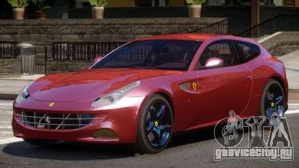 Ferrari FF S-Tuned для GTA 4
