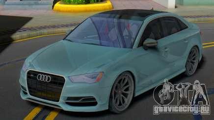 Audi S3 8V для GTA San Andreas