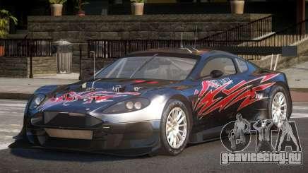Aston Martin DBR9 G-Sport PJ1 для GTA 4