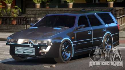 Nissan Stagea RS для GTA 4