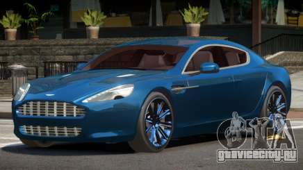 Aston Martin Rapide SL для GTA 4