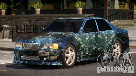 Toyota Chaser LR PJ3 для GTA 4