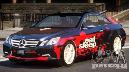 Mercedes Benz E500 LT PJ5 для GTA 4