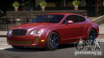 Bentley Continental TR для GTA 4