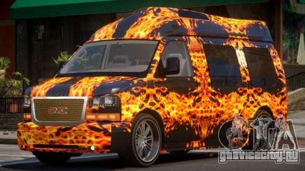 GMC Savana Travels PJ1 для GTA 4
