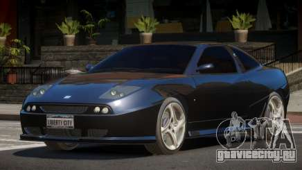 Fiat T20 V1.1 для GTA 4