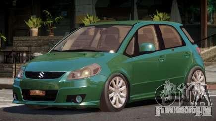 Suzuki SX4 V1.0 для GTA 4