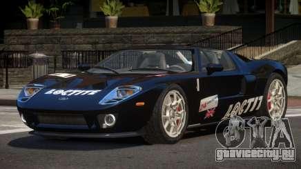 Ford GT R-Tuning PJ1 для GTA 4