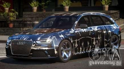 Audi RS4 GST PJ2 для GTA 4