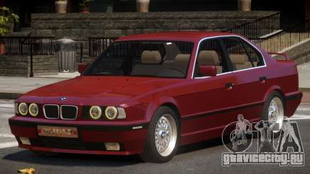 BMW M5 E34 LT для GTA 4