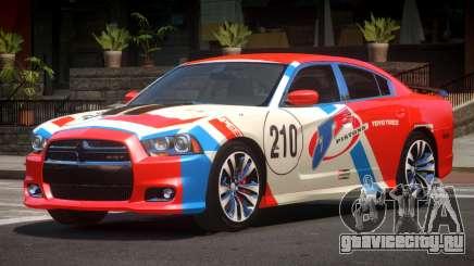 Dodge Charger SR-Tuned PJ3 для GTA 4