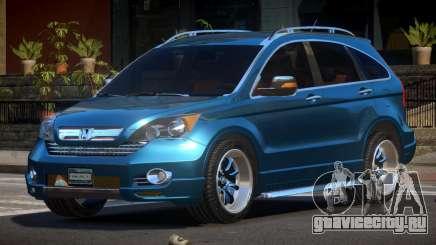 Honda CRV E-Style для GTA 4