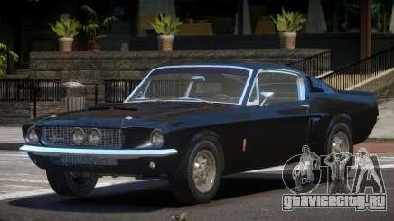 1965 Shelby GT500 RT для GTA 4