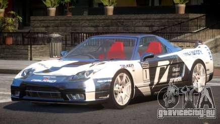 Honda NSX Racing Edition PJ6 для GTA 4
