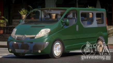 Renault Trafic V1.0 для GTA 4