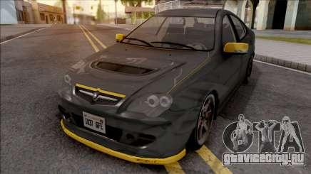 Proton Persona Black Yellow для GTA San Andreas