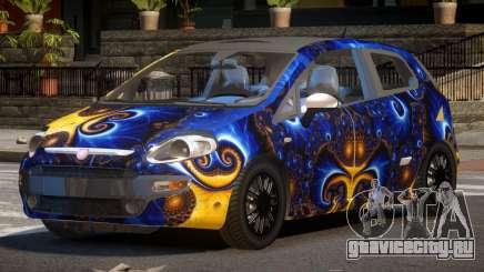 Fiat Punto TR PJ3 для GTA 4