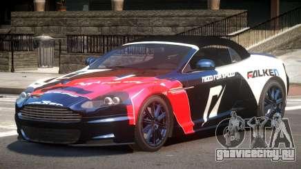 Aston Martin DBS Volante SR PJ3 для GTA 4