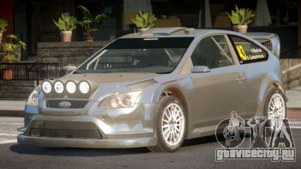 Ford Focus RS TDI для GTA 4