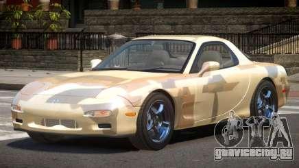 Mazda RX-7 Qn PJ1 для GTA 4