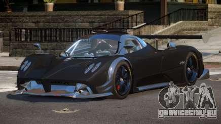 Pagani Zonda SR для GTA 4