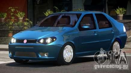 Fiat Albea V1.0 для GTA 4