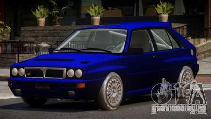 Lancia Delta MS для GTA 4