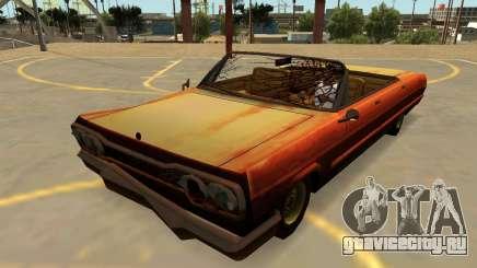 Горячий Саванна ржавый (ЭКО-значки-дополнительно-ПИ) для GTA San Andreas