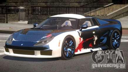 Rossion Q1 M-Sport PJ1 для GTA 4