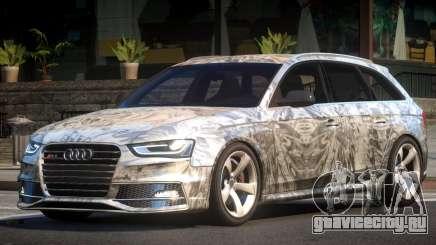 Audi RS4 GST PJ4 для GTA 4