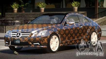 Mercedes Benz E500 LT PJ2 для GTA 4
