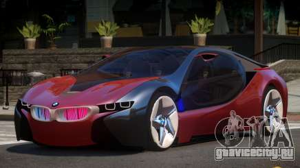 BMW Vision SR для GTA 4